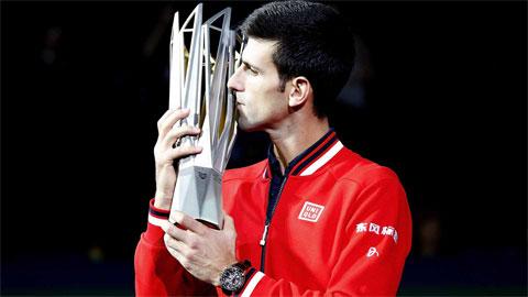 Djokovic và mùa giải 2015 thành công nhất trong sự nghiệp