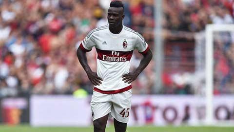 Mario Balotelli bình phục chấn thương: Super Mario trở lại giải cứu Milan?