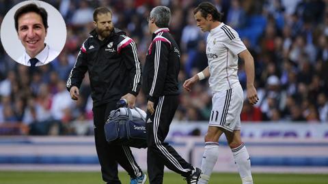 Gareth Bale & cái chân trái khốn khổ