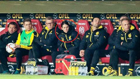 Dortmund thăng hoa nhờ bàn tay phụ nữ