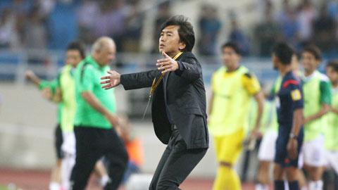 HLV Miura trải lòng về ĐTVN và U23 VN