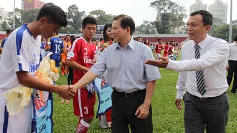 Khai mạc VCK U21 QG: Gia Lai hòa chủ nhà TP. HCM