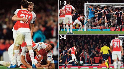 Arsenal: Đừng lên cao vút rồi mất hút