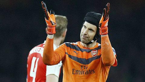 Petr Cech: Ngọn tháp ở Emirates