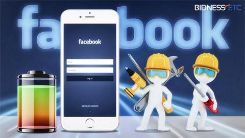 Facebook cập nhật bản vá lỗi gây hao pin nhanh trên iPhone