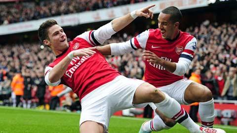 Cuộc đua kỳ thú trên hàng công Arsenal