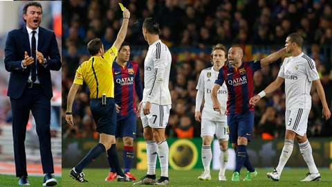 """Tiết lộ chấn động của một vị trợ lý trọng tài: """"Có âm mưu để Barca thua El Clasico"""""""