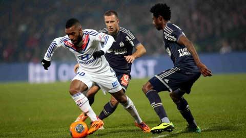 01h30 ngày 24/10, Lyon vs Toulouse: Sụp đổ tại Gerland