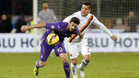 Serie A vòng 9: Quyền lực rời phương Bắc