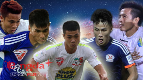 10 cầu thủ Việt Nam có lượng CĐV lớn trên facebook