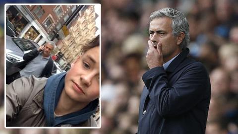 Mourinho lên tiếng sau vụ xô ngã một chú bé bị báo chí chỉ trích