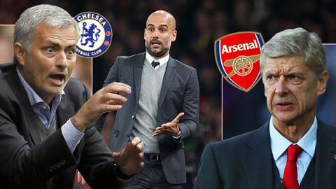 Guardiola muốn đến Chelsea hoặc Arsenal nếu rời Bayern