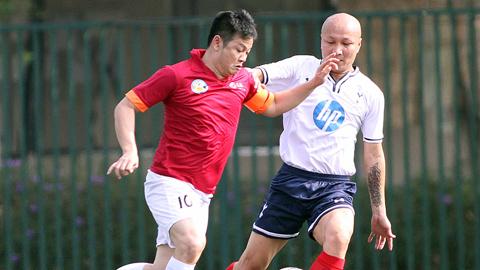Văn Quyến, Thành Lương và dàn sao khủng phô diễn tài năng tại giải Sudico Cup 2015