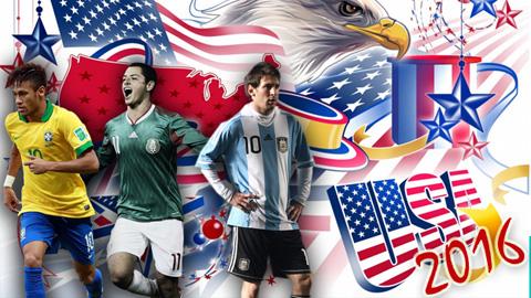 Mỹ giành quyền đăng cai Copa America 2016