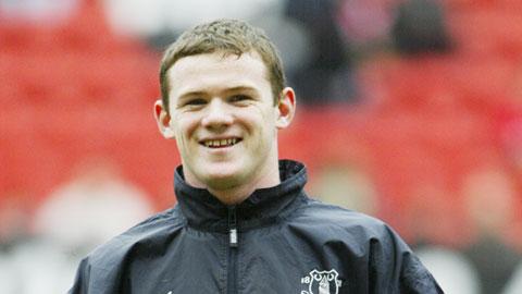 """Những bí mật """"độc, lạ"""" của Rooney"""