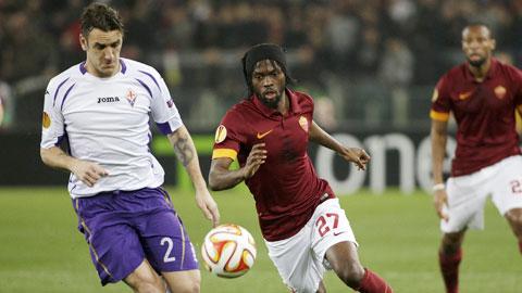 0h00 ngày 26/10, Fiorentina vs Roma: Sắc tím chưa phai