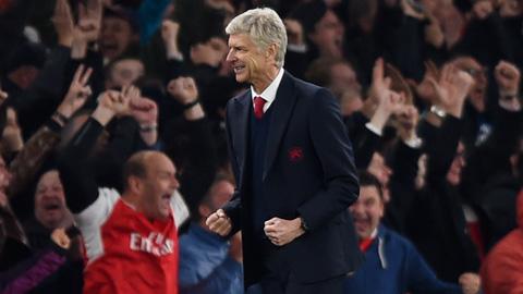 Arsenal muốn gia hạn hợp đồng với HLV Wenger