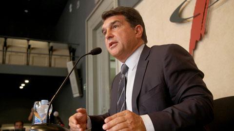 Laporta tố chủ tịch Barca - Bartomeu là kẻ nói dối