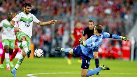 02h30 ngày 28/10, Wolfsburg vs Bayern: Cạm bẫy chờ Hùm
