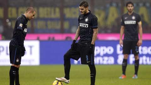02h45 ngày 28/10, Bologna vs Inter: Inter ốm yếu