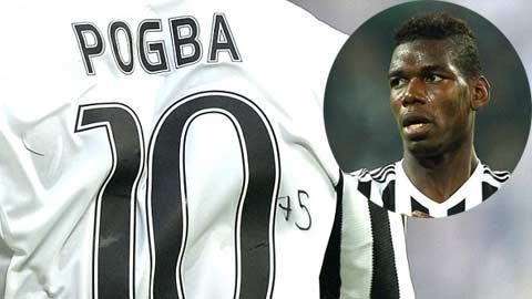 Paul Pogba gây tranh cãi vì ký hiệu lạ