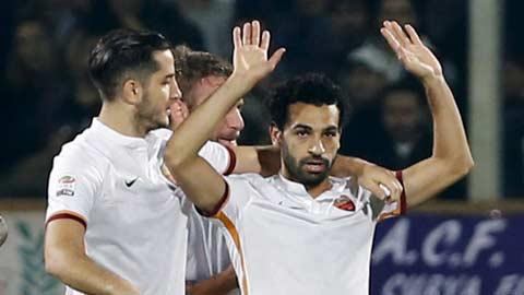 Salah chói sáng trước cố nhân Fiorentina: Nước mắt Batigol, nụ cười Salah