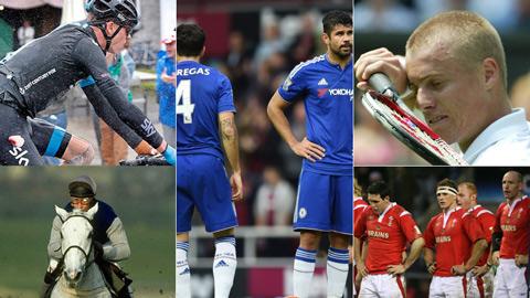 Chelsea & những nhà vô địch xuống dốc không phanh