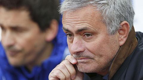 Những que diêm của Mourinho