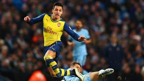 Alexis Sanchez đòi lương cao nhất Arsenal