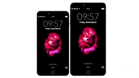iPhone 7 và iPhone 7 Plus sẽ dùng màn hình OLED từ Samsung