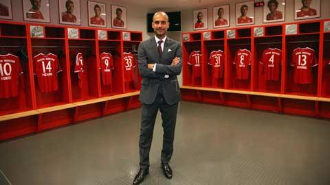 Pep Guardiola sắp gia hạn với Bayern