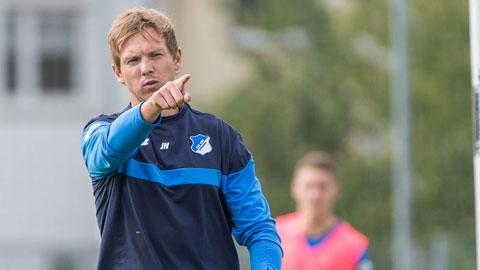 Hoffenheim bổ nhiệm HLV trưởng mới... 28 tuổi cho mùa tới