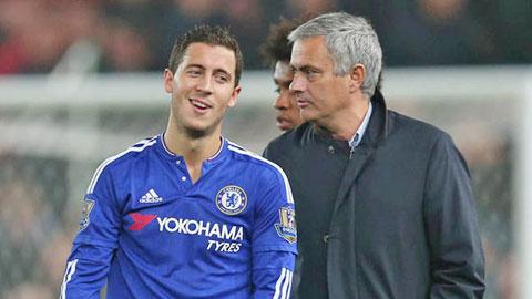 Chelsea & điểm sáng Eden Hazard