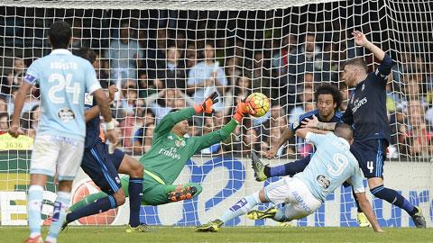 Real phòng ngự hay nhờ Navas chứ không phải tài của Benitez