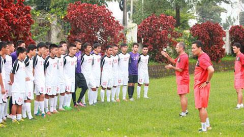 Rất nhiều cầu thủ U19 Việt Nam đã có một thời gian dài gắn bó với HLV Graechen Guillaune