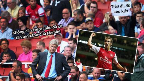 Wenger vẫn duy trì thói chi tiêu keo kiệt