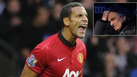 "Ferdinand xem nhẹ ""hiệu ứng Mourinho"""