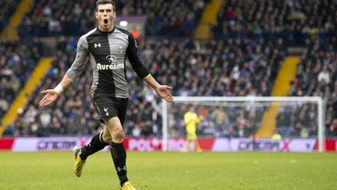 Bale luôn biết cách tạo ra những bàn thắng đẹp.