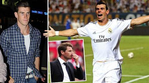 Bale đã là người của Real
