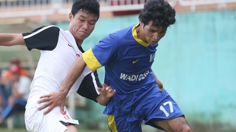 Trần Hữu Đông Triều (HA.GL - Arsenal JMG) có mặt trong thành phần U19 Việt Nam dự giải Đông Nam Á. Ảnh: Minh Trần.