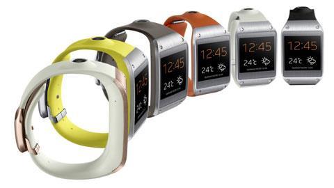 Galaxy Gear – smartwatch đến từ Samsung ra mắt với giá 6 triệu đồng