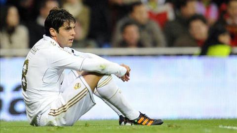 Kaká sẽ nhớ những khoảnh khắc tại sân Bernabeu