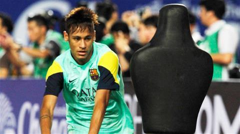 Hè vừa qua, chỉ duy nhất Neymar cập bến Nou Camp