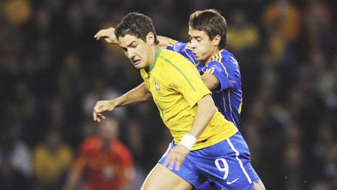 Brazil vs Australia