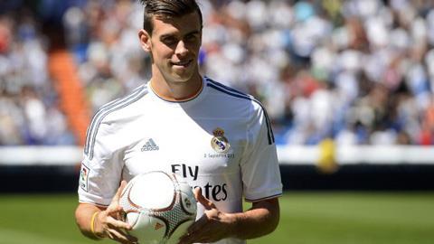 Bale là cầu thủ đắt giá nhất thế giới?