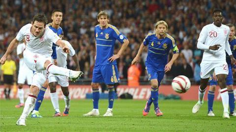 Cuộc thư hùng Ukraine vs Anh rất đáng xem đêm nay