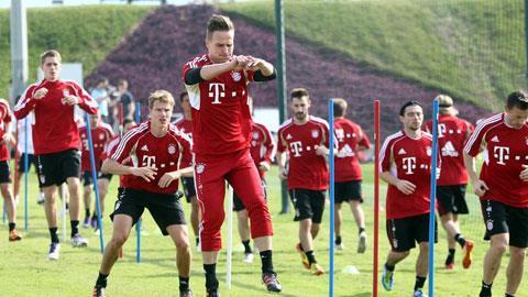 Bóng đá Đức phát đi lên từ những học viện bóng đá trẻ