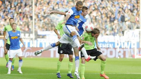 Aalen vs 1860 Munich