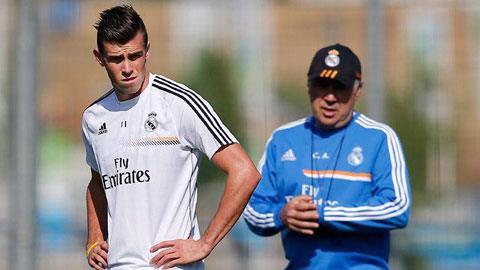 Bale và HLV