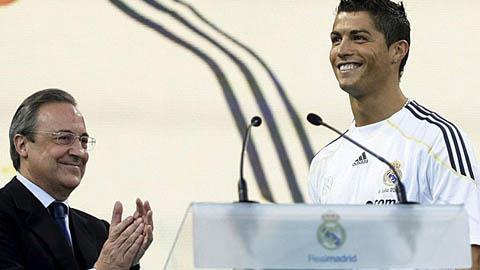 Ronaldo sẽ nhận lương cao nhất Tây Ban Nha sau ràng buộc mới